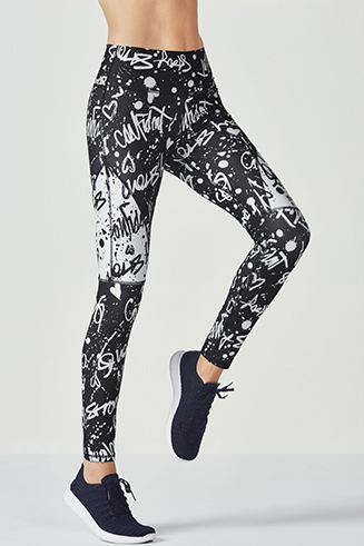Anna High-Waisted Legging