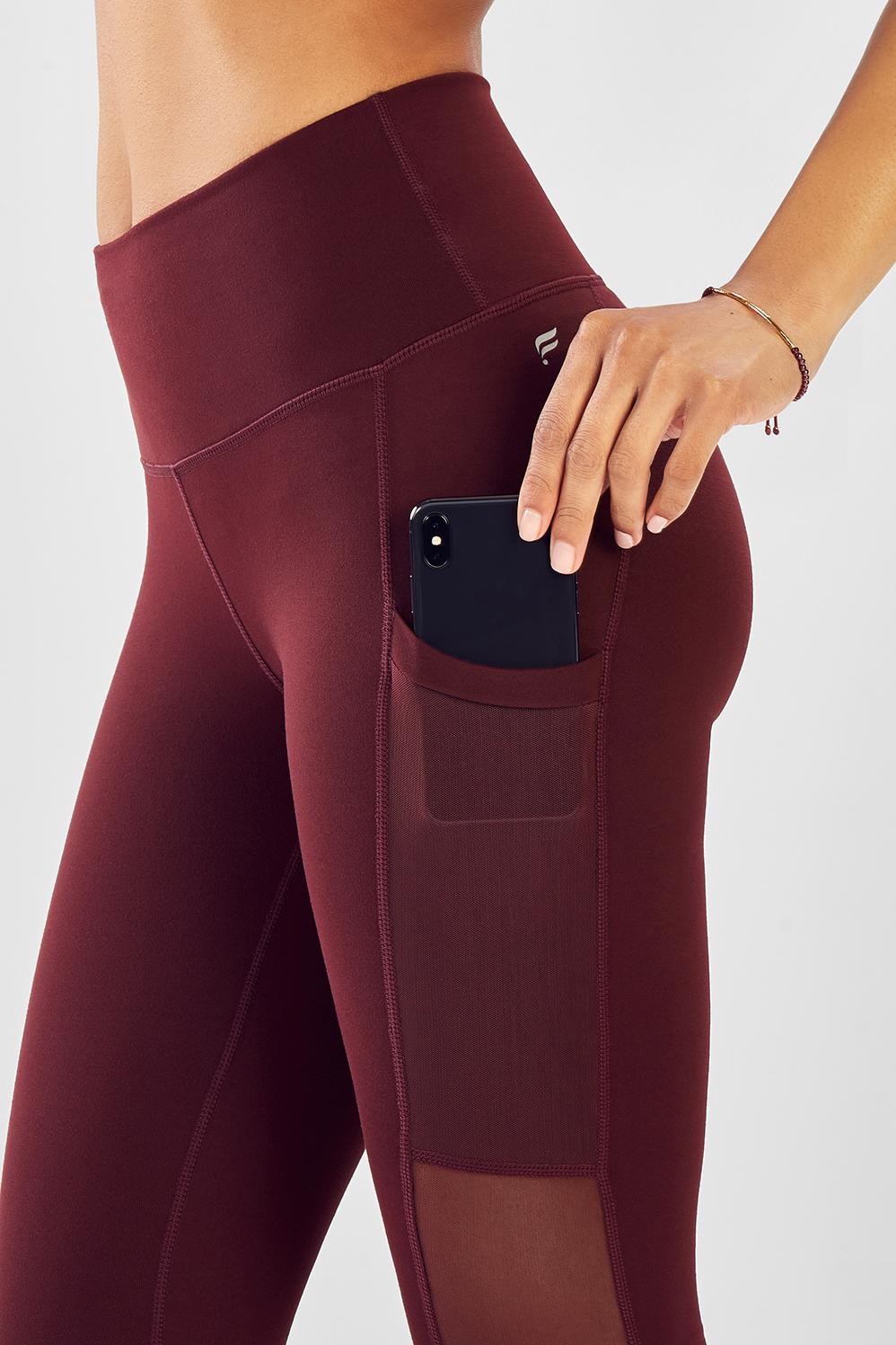b1db409320241 Mila Pocket Legging - Fabletics
