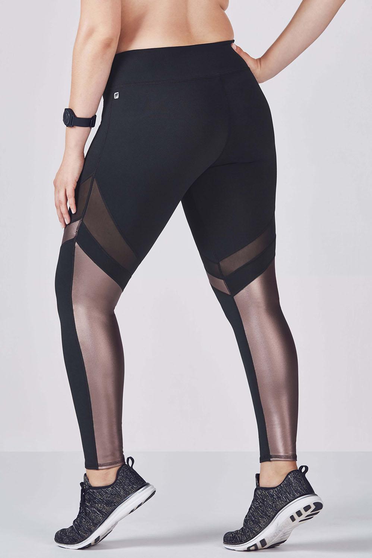 39718e25a48766 Salar Mesh PowerHold® Legging - Fabletics