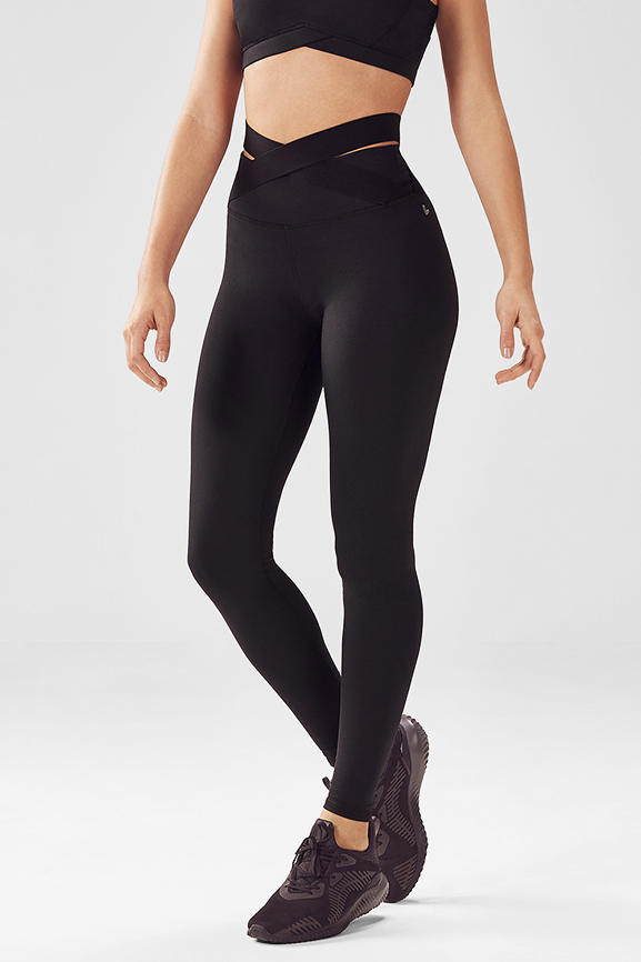 High Waisted Statement Powerhold Legging Fabletics