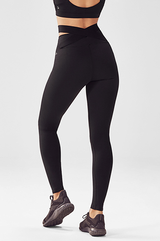 High-Waisted Statement PowerHold Legging
