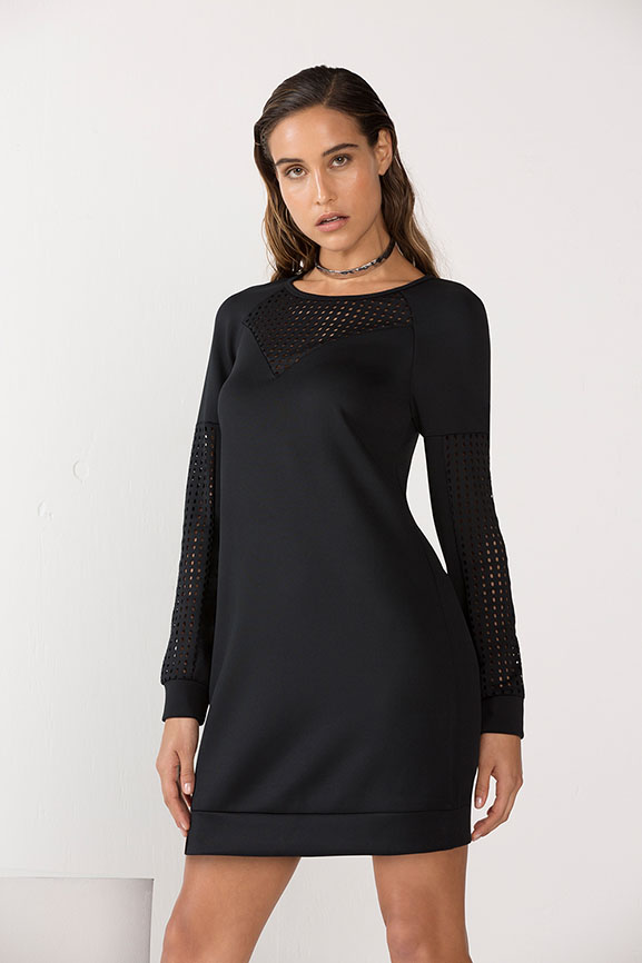 Tilly Sweatshirt Dress - Fabletics 11a26c0251