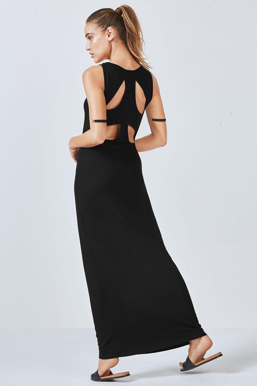 bda8fa6fb2c Claudia Maxi Dress - Fabletics