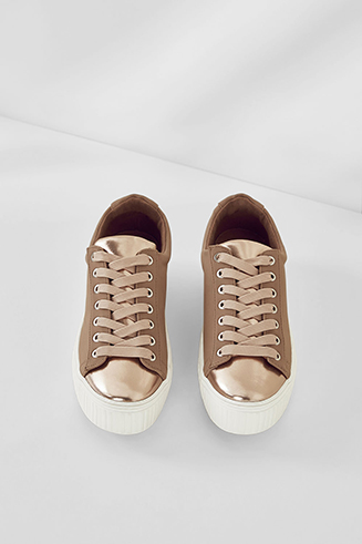 Defense Lace Up Sneaker