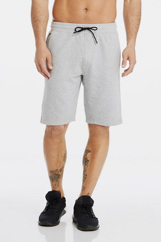 Central Side Zip Short