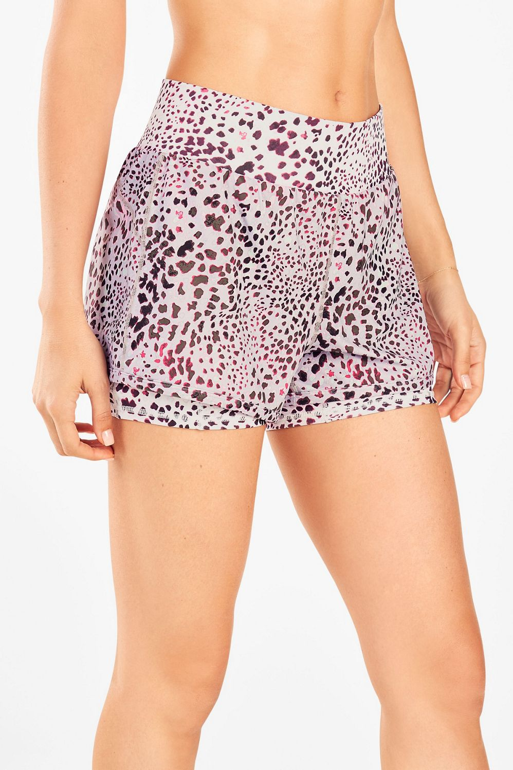 db91fc43a Shorts Olesia - spotted orchid grey spotted orchid