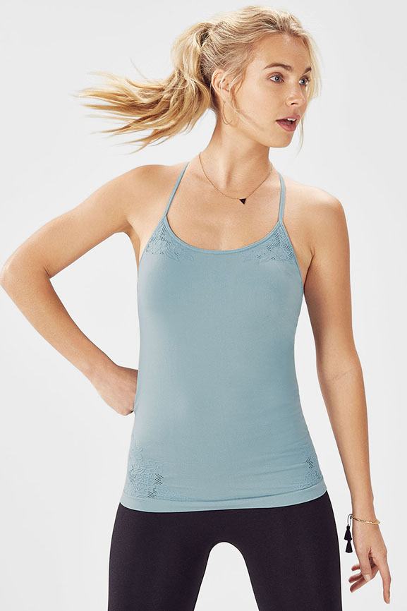 b52c80f9a1c502 Chelsea Seamless Tank - Fabletics