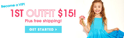 Exclusive Offer from FabKids: First Outfit Only $15!